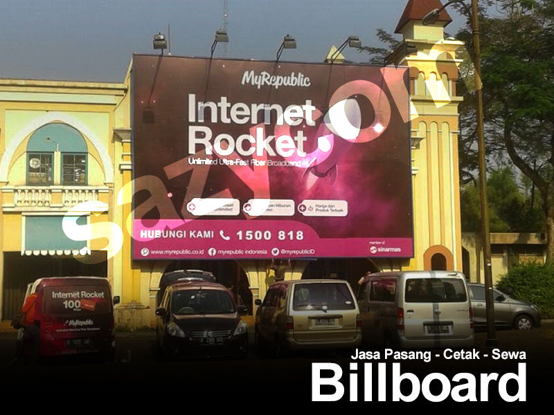 billboard pasang