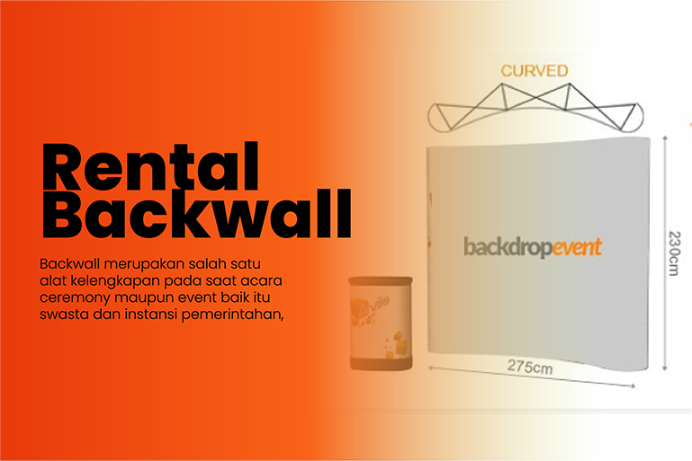 backwall alumunium