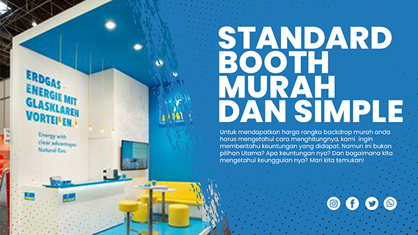booth standard