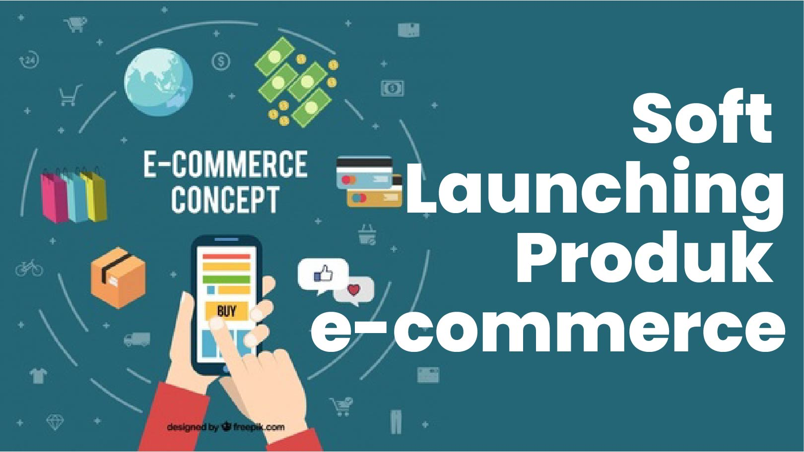 launching e-commerce